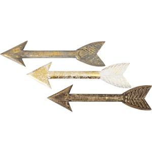 Kanna Wood Arrows - Set of 3