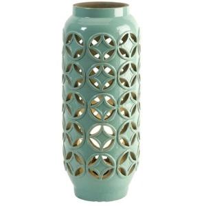 Creighton Cutwork Ceramic Lamp