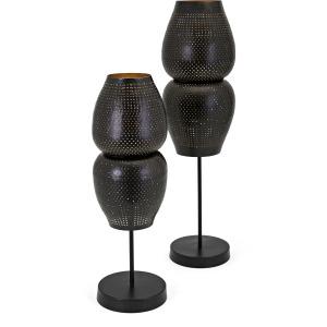 Cador Pierced Lanterns - Set of 2