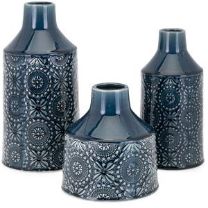 Athena Vases - Set of 3