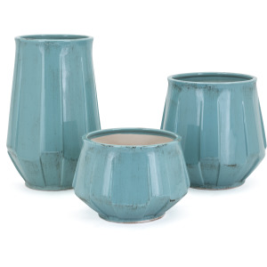 Anna Vases - Set of 3
