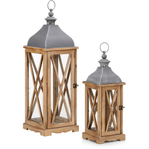 TY Nightingale Lanterns - Set of 2