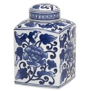 Tollmache Small Lidded Jar