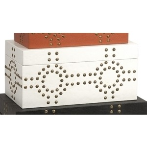 Jordan Studded Box - Medium