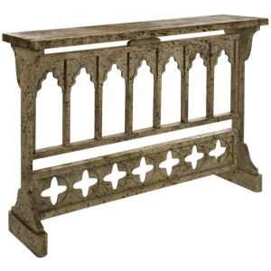 Prairie Console Table