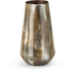 Hadar Small Enamel Iron Vase