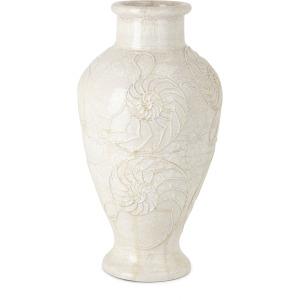 Mazu Large Terracotta Vase