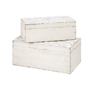 Marigold Boxes - Set of 2