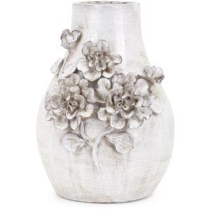 Bloom Small Stoneware Vase