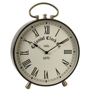 Logan Oversized Clock