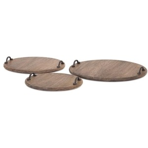 Breanna Bread Boards - Set of 3