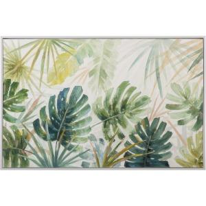 Havana Framed Oil Painting
