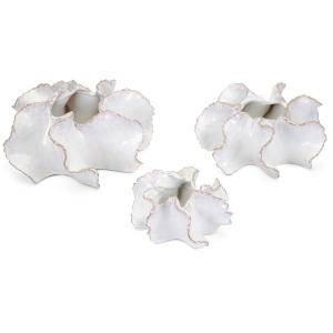 Nia Table or Wall Vases - Set of 3