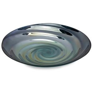Moody Swirl Glass Tray