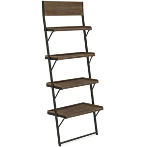 Coffee Talk Leaning Wall Shelf