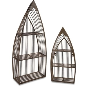 Nesting Boat Shelves - Set of 2
