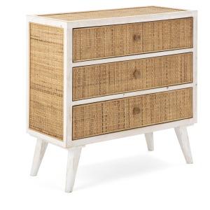 Capri 3-Drawer Cabinet