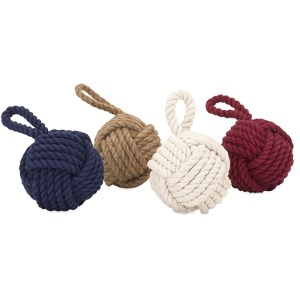 Catalina Rope Balls-set of 4