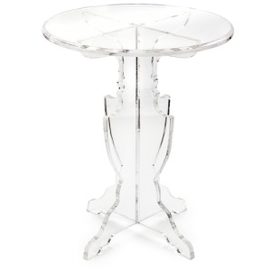 Prestige Acrylic Accent Table
