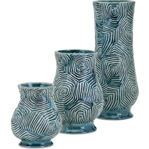 Nebat Vases - Set of 3