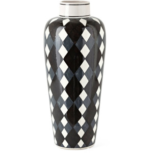 PGA TOUR Mulligan Argyle Small Vase