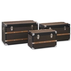 Schultz Trunks - Set of 3