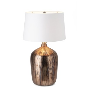 Atlantis Glass Lamp