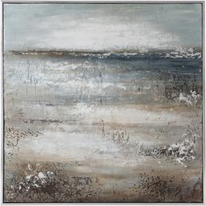 Roberto Framed Oil Painting