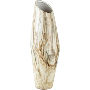 TY Coffee Talk Large Ceramic Vase