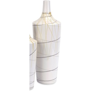 Curasso Retro Finish Vase - Large