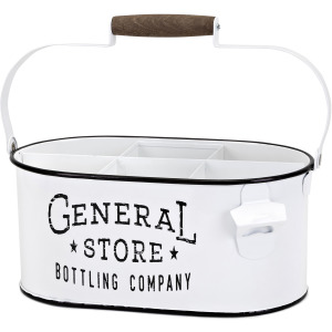 General Store Bottle Caddy