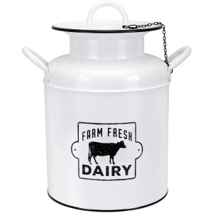 Farm Fresh Dairy Container