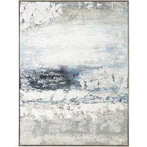 Avery Framed Oil Painting