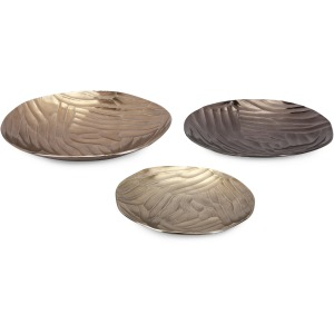 Maali Decorative Trays - Set of 3