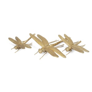 Arber Dragonfly Wall Decor - Set of 3