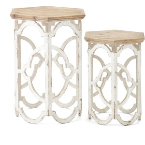 Margo Accent Tables - Set of 2