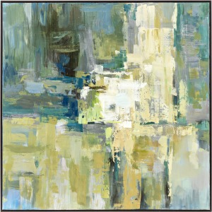 Pauline Framed Oil Painting