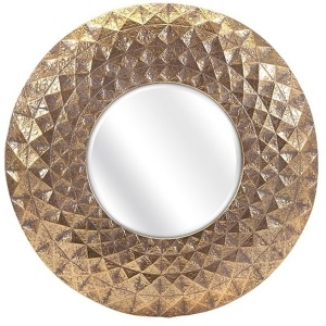 Carey Round Mirror