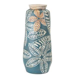 Laka Large Terracotta Oversized Vase