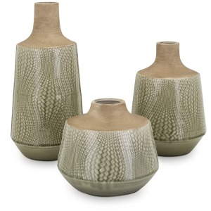 Hunter Vases - Set of 3