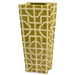 Square Lattice Tall Container