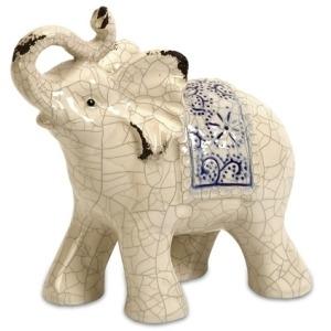 Sandoval Ceramic Elephant