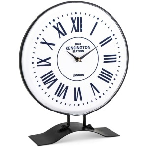 Fenton Table Clock