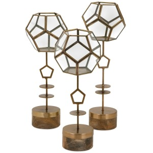 Jada Terrarium Stands - Set of 3
