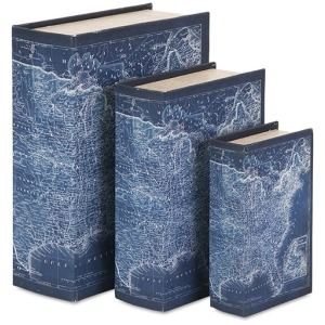 Cooper Book Boxes - Set of 3