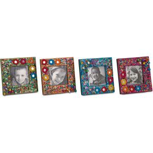 Rafi Framed 3x3 - Set of 4