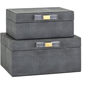 Masson Boxes- Set of 2
