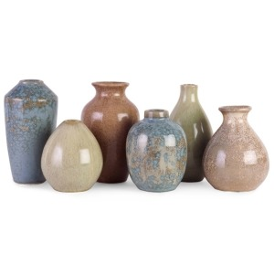 Mini Vases - Set of 6