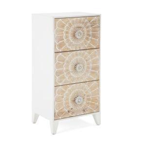 Marigold Carved Cabinet