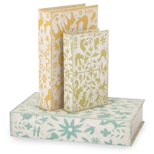 Heigl Dutch Book Boxes - Set of 3